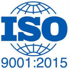 Соответствие системы менеджмента качества международному стандарту ISO 9001:2015