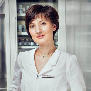 Симбирцева Ксения Юрьевна