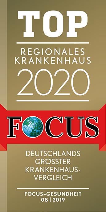 «Список клиник 2020» журнала Focus